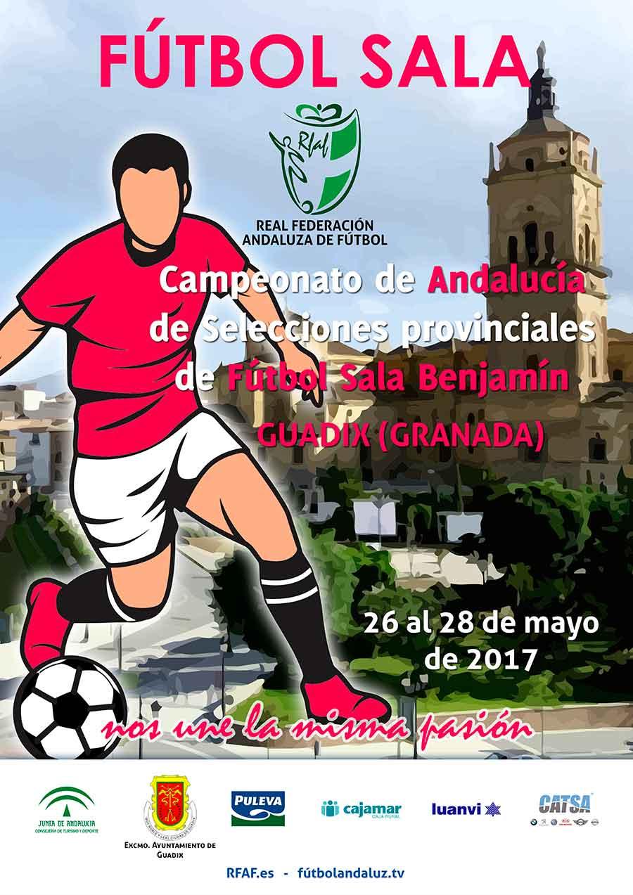 Campeonato Andaluz de futbol sala benjamin