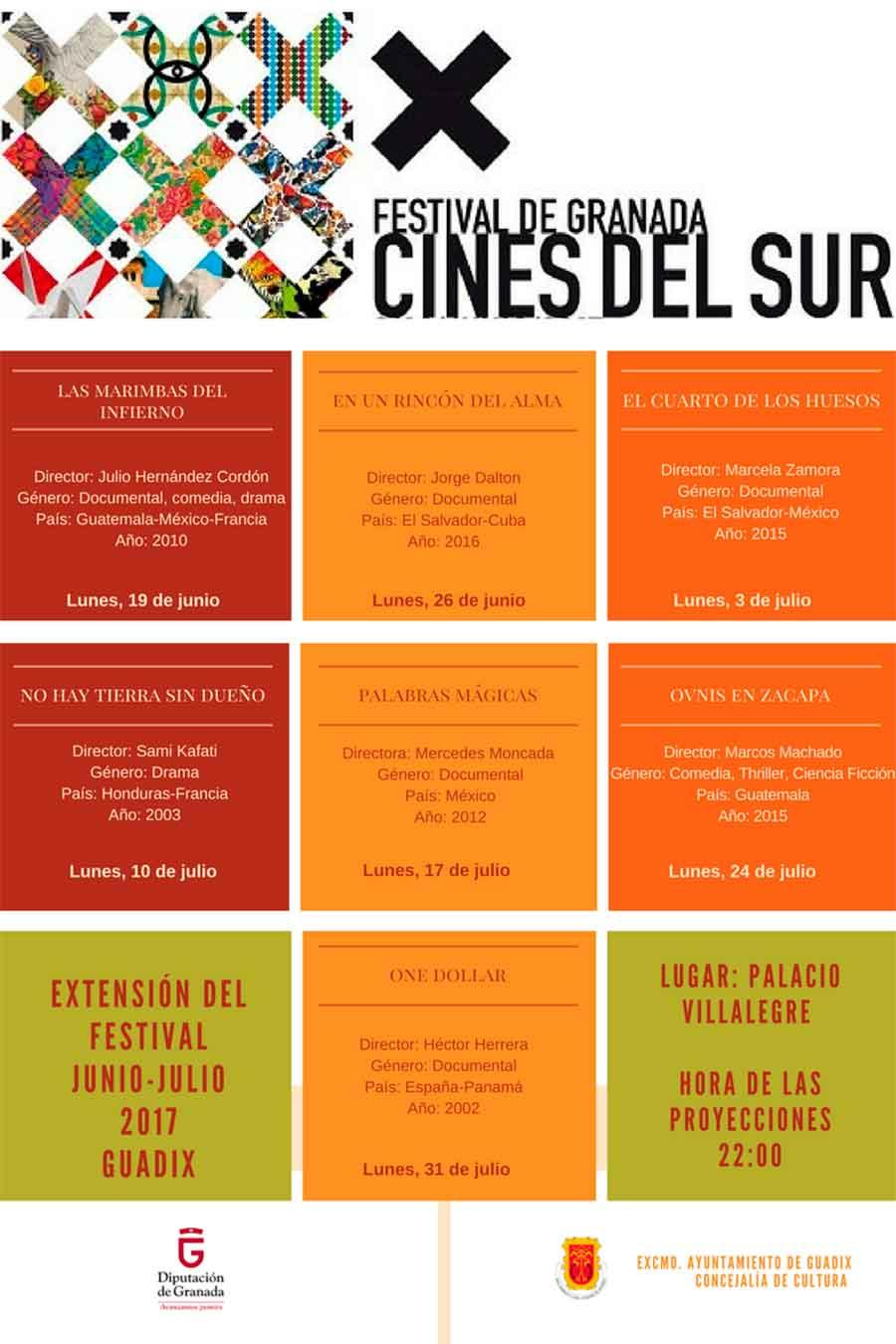 Cine en Guadix