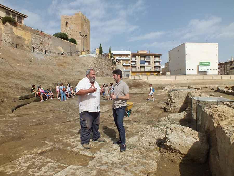 Teatro romano Guadix