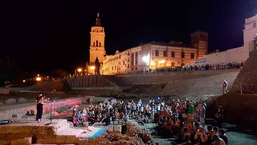 Visita guiada Teatro Romano de Guadix