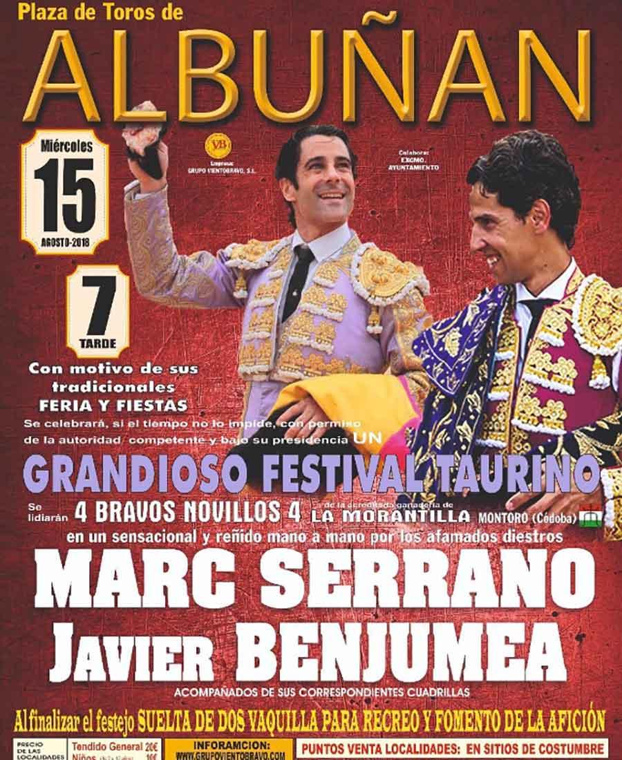 Fiestas en Albuñan