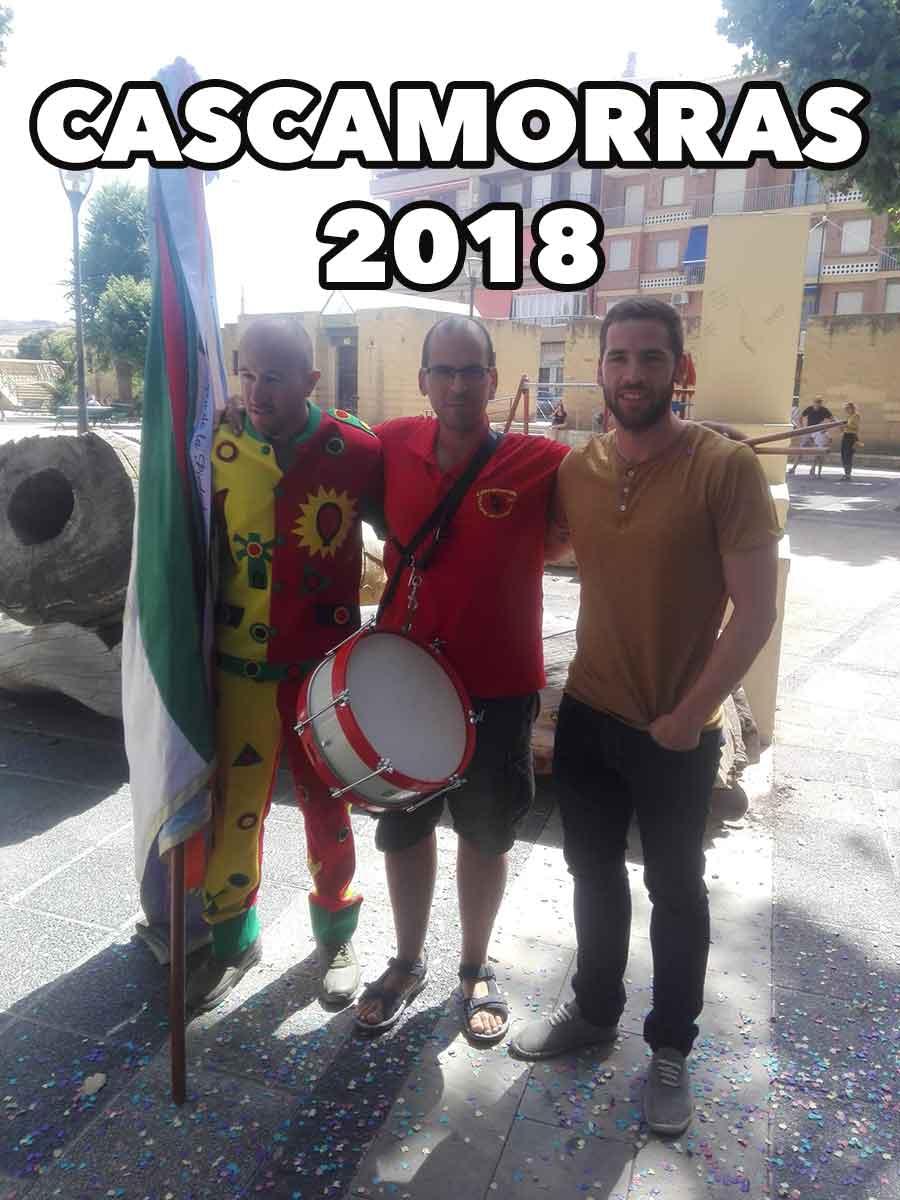 José Heras Cascamorras 2018