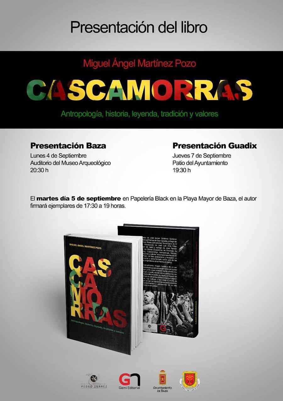 Presentacion libro Cascamorras
