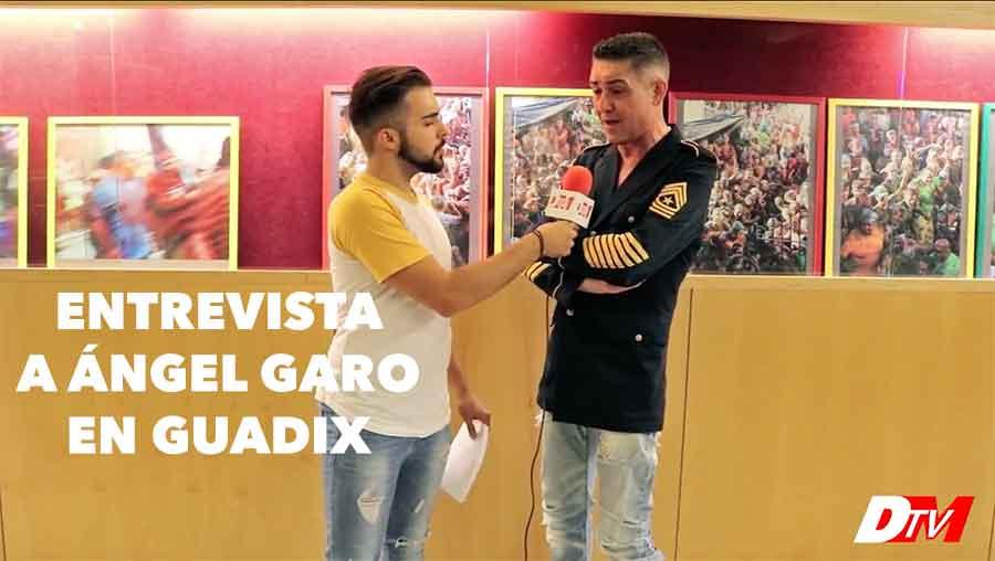 Angel Garo habla de Guadix