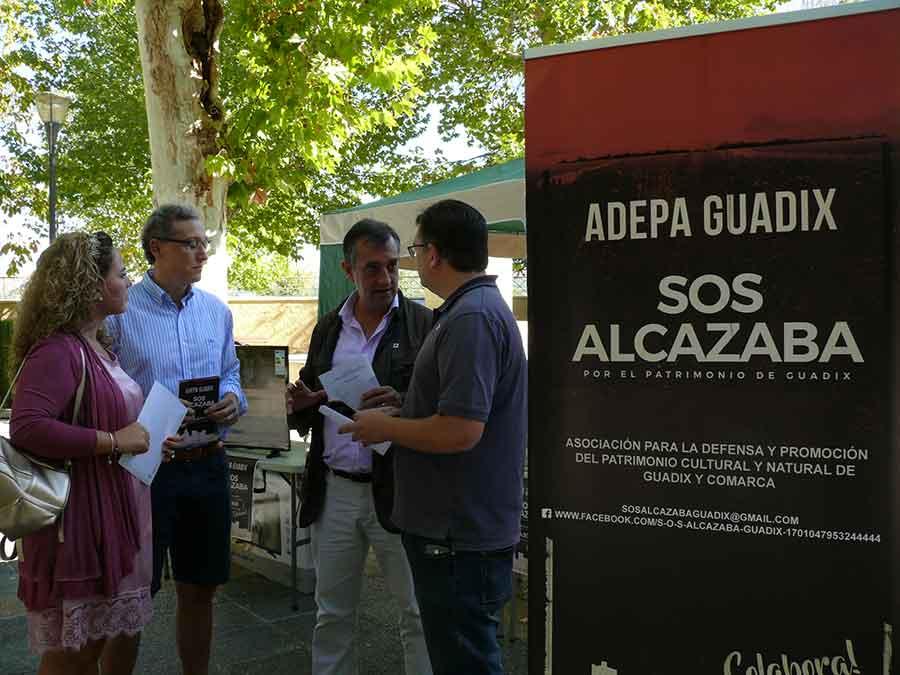 Adepa Guadix SOS Alcazaba