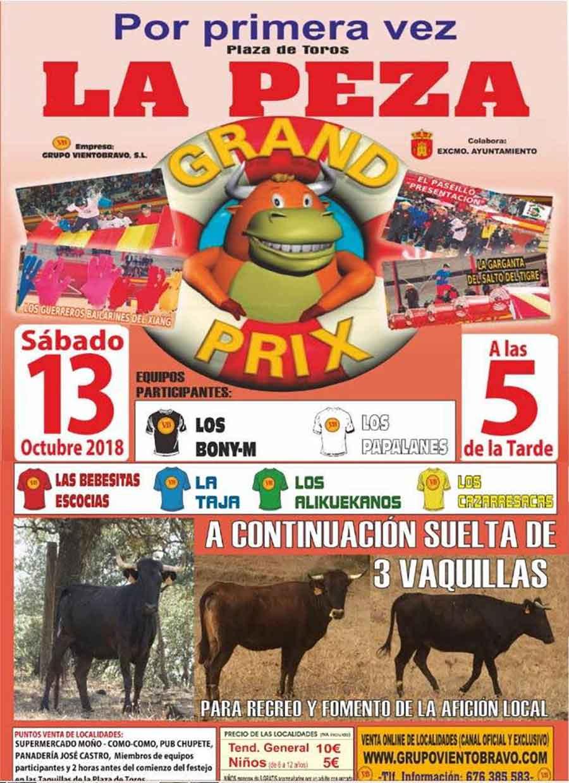 Fiestas en La Peza