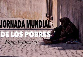 Carta pastoral con motivo de la Jornada Mundial de los pobres por D. Ginés García Beltrán