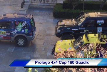 Prólogo de Vehículos 4×4 CUP 180 – Comarca de Guadix