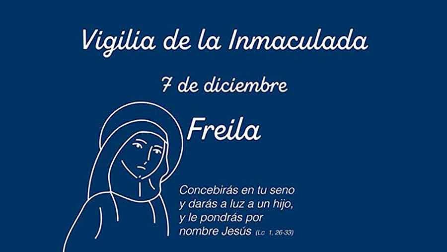 Vigilia de la inmaculada