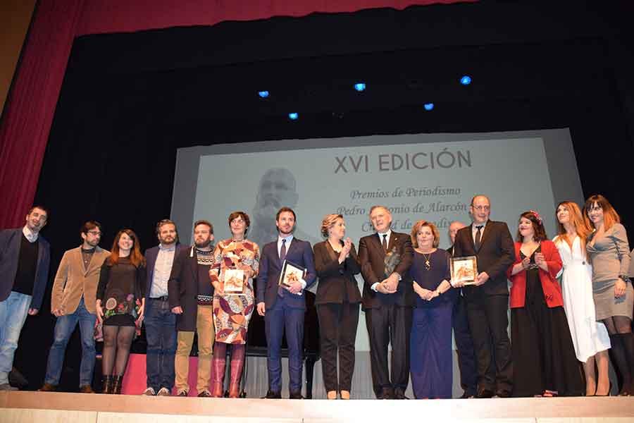 Premios periodismo Ciudad de Guadix 2018