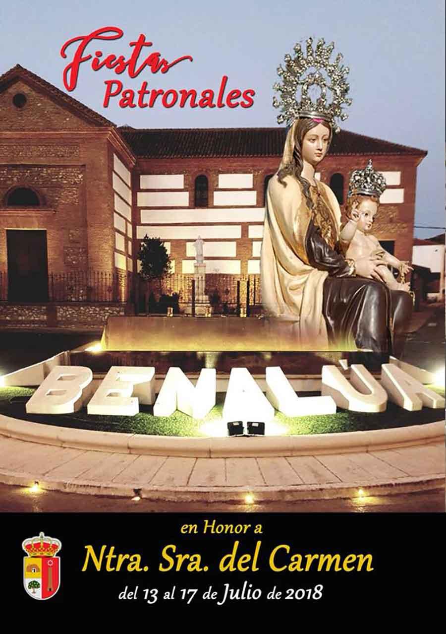 Fiestas de Benalúa 2018