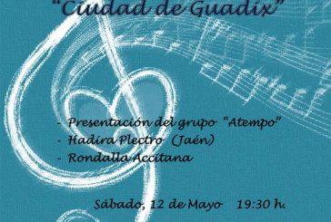"""III Encuentro de Música de Plectro """"Ciudad de Guadix"""" este sábado"""