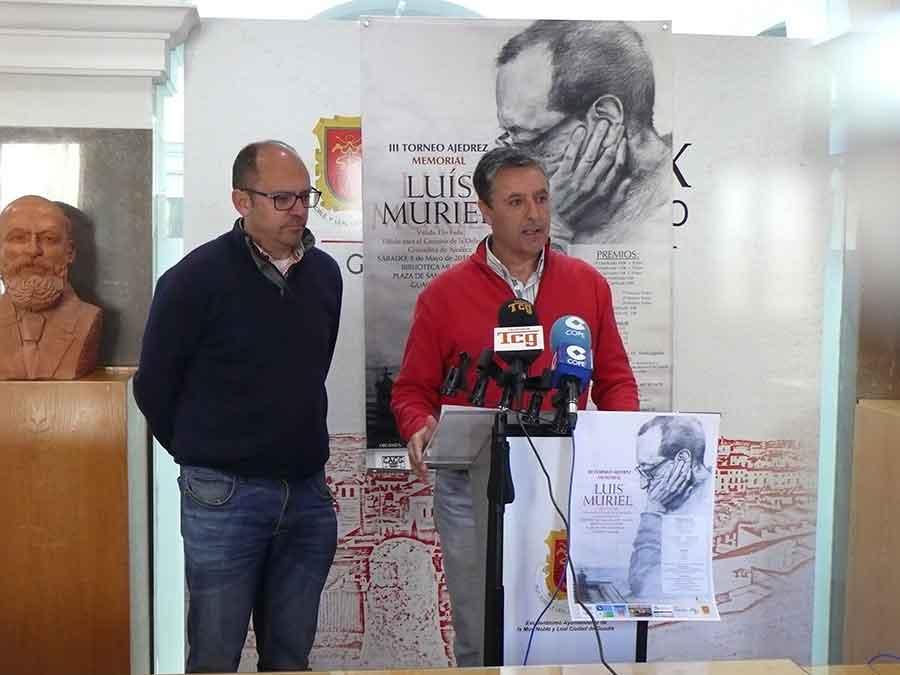 Presentacion Memorial Luis Muriel