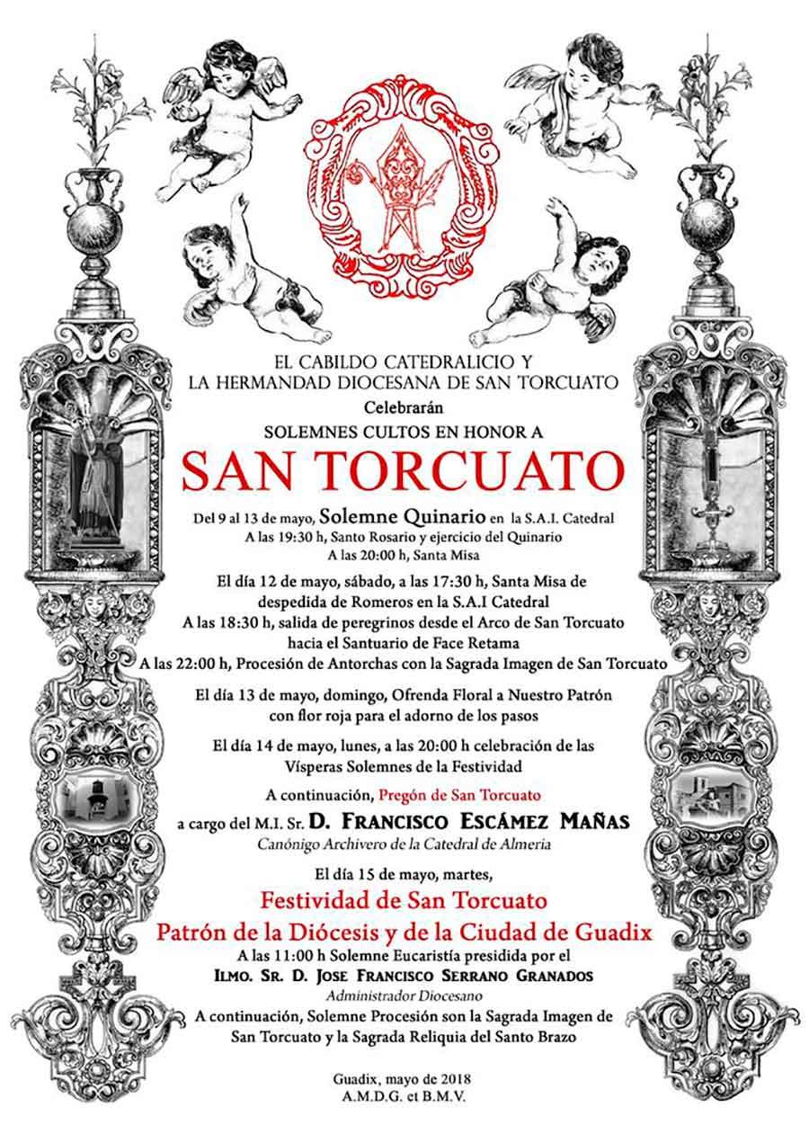 San Torcuato cultos