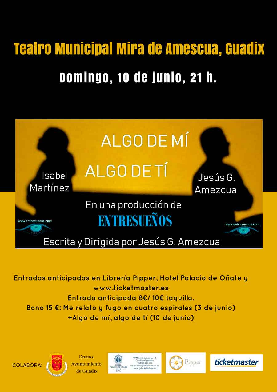 Teatro en Guadix