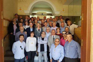 Homenaje a compañeros jubilados y menciones especiales a los que cumplen 30 años de servicio en el Ayuntamiento con motivo de Santa Rita