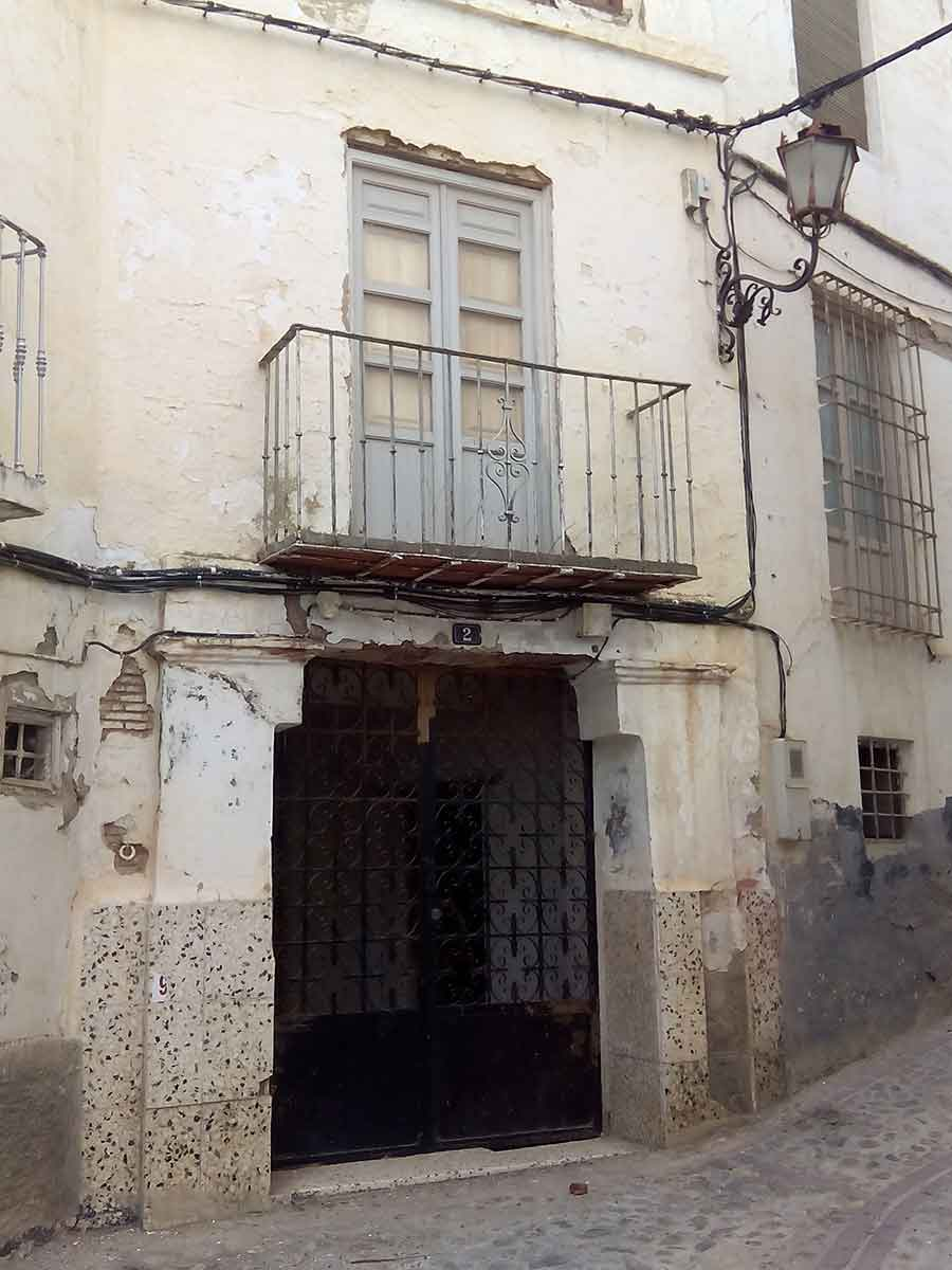 Casa del duende de Guadix