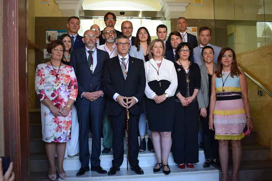 Concejales ayuntamiento de Guadix 2019_23