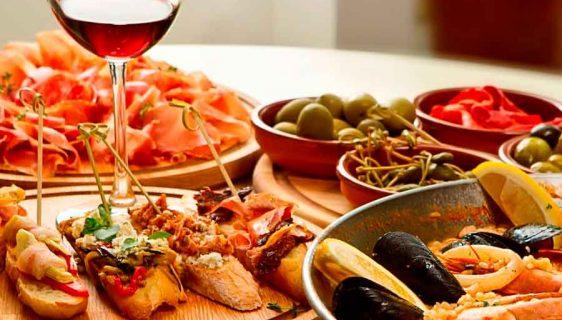 Las ciudades más gastronómicas de España