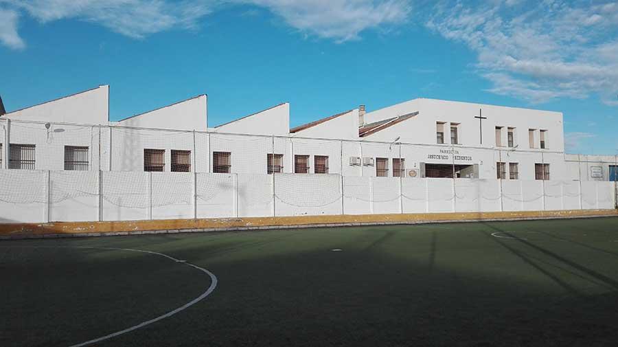 Pista futbol sala Guadix