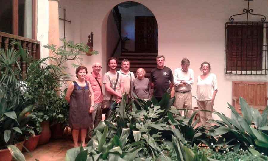 Aula agroecológica Comarca de Guadix