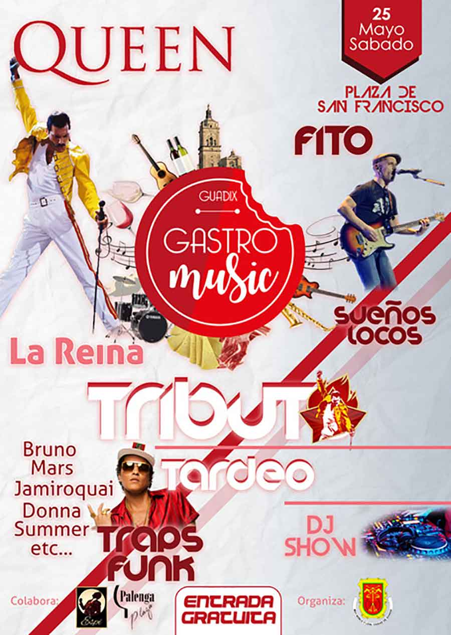 Gastro music Guadix