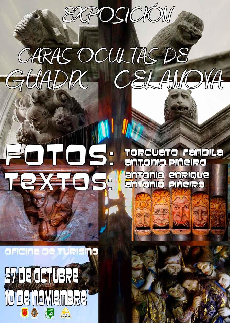 Exposición Caras ocultas Guadix Celanova