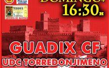 Guadix CF - Torredonjimeno