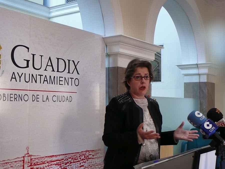 Guadix ciudad intermedia
