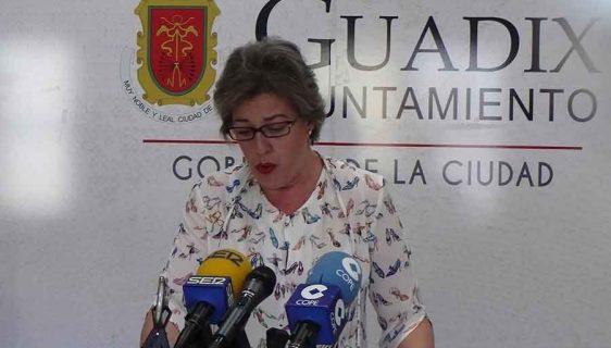 Parador nacional en Guadix