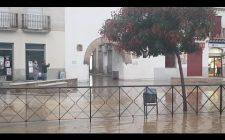 Nueva tromba de agua e inundación en Guadix