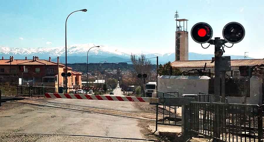 Ofensiva histórica para reabrir el tren Guadix Baza Almanzora Lorca