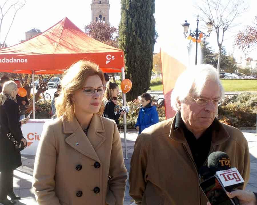 Javier Nart Ciudadanos en Guadix