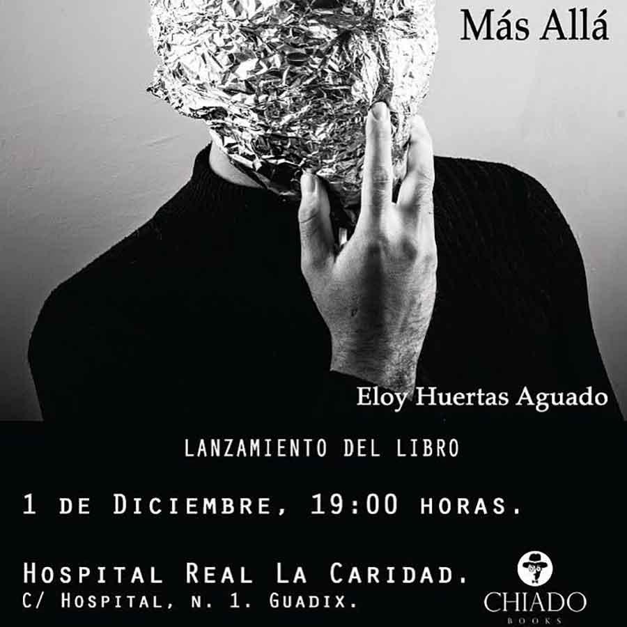 Libro más allá de Eloy Huertas