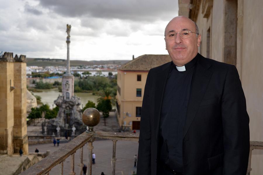 Nuevo obispo de Guadix