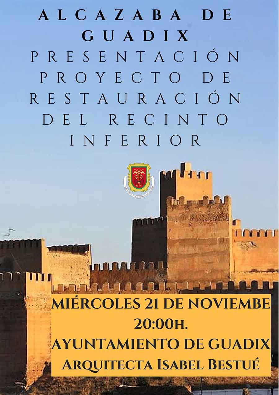 Proyecto Alcazaba Guadix