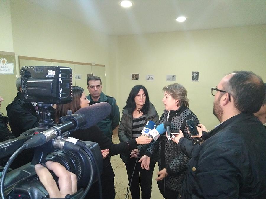 Tres dias de luto oficial en Guadix