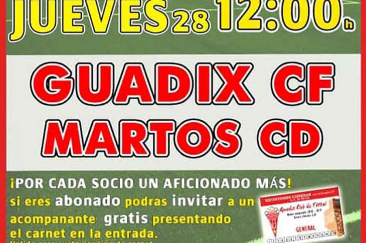 Guadix CF - Martos CD