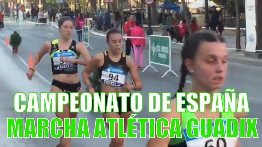 """Gran premio de Marcha atlética """"Memorial Manuel Alcalde"""""""
