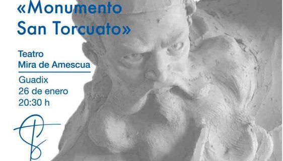 Monumento a San Torcuato en Guadix