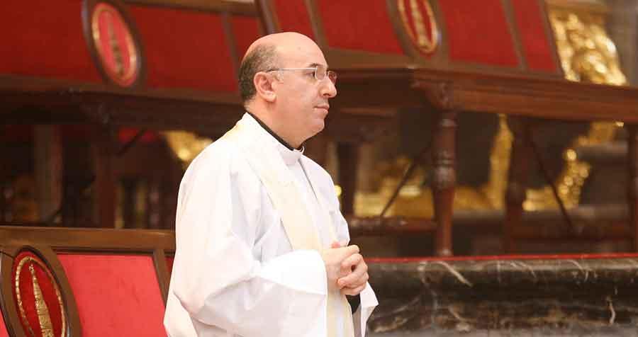 Obispo electo de Guadix