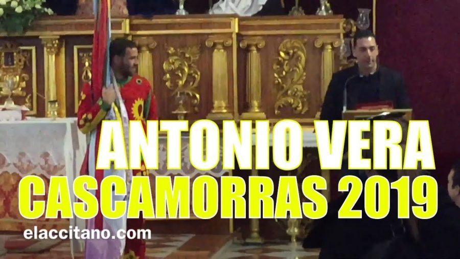 Antonio Vera elegido Cascamorras 2019