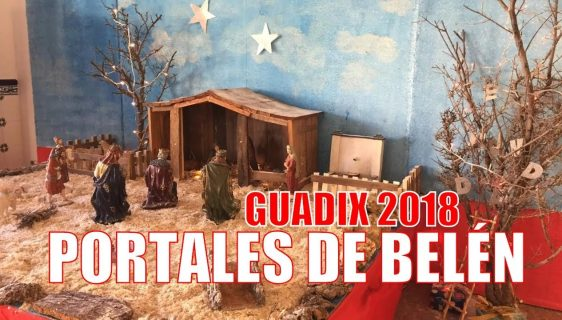 Belenes Guadix 2018