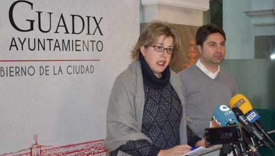 Alcaldesa de Guadix