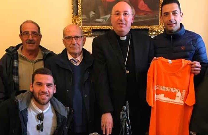 Cascamorras y el Obispo de Guadix