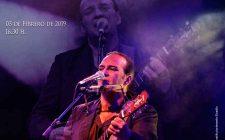 Javier Urquijo concierto en Guadix