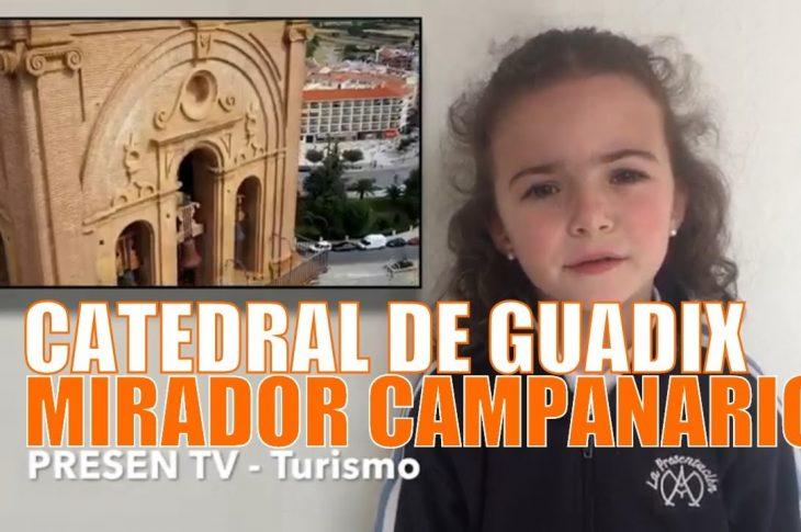 Visita campanario Catedral de Guadix