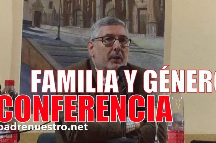 Conferencia Familia y género