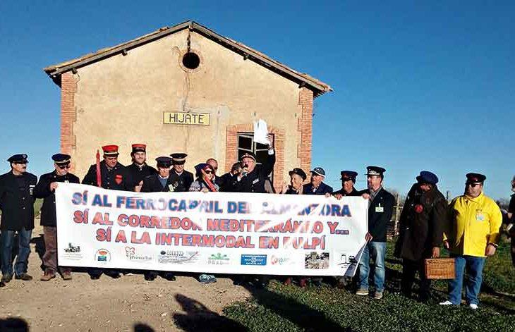 Reapertura linea Guadix Baza