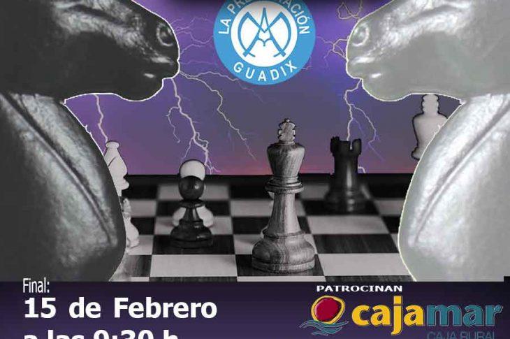 IV Torneo escolar de ajedrez Ciudad de Guadix